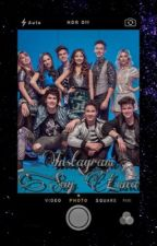 instagram soy luna (actores) by luchimora