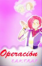 Operación E.A.K.T.R.A.P by Claudia_Txwn