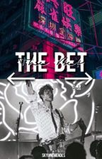 The Bet //S•M  by skylinemendes