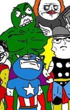 Memes de los vengadores  by beltcalawaywilian