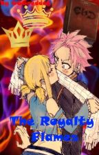 The Royalty Flames (NaLu) by 666reddog