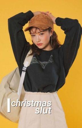 christmas slut ▬ kth.jjk by -babyjeon