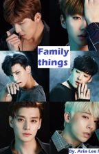 Family things (U-KISS) by AriaChong