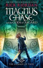 Magnus Chase e o Martelo de Thor (Completo) by 1NS4NE