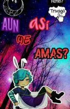 Aún Así Me Amas? // #fnafhsmonster Bonxbonie by MrBunny619