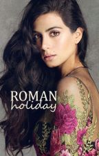 ROMAN HOLIDAY » SAM ULEY by darlingvixen