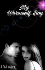 My Werewolf Boy by AriaPark98