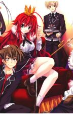 Highschool DxD X Mreader by The_Night_Stalker