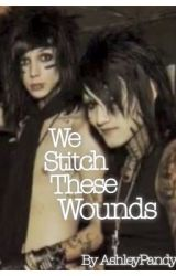 We Stitch These Wounds-Andley by AshleyPandy