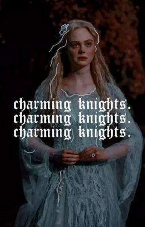 CHARMING KNIGHTS  |  eah by Dreaaaaaaa_