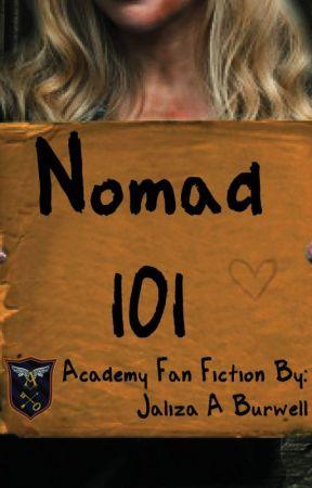 Nomad 101 by JalizaBurwell
