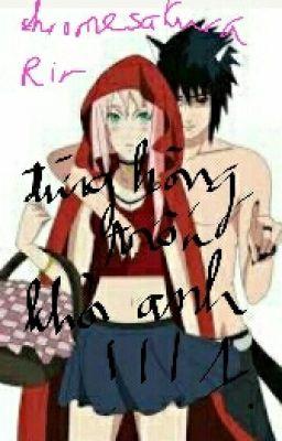 Đọc truyện đừng hòng trốn khỏi anh!!! (sasusaku)