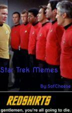 STAR TREK MEMES by R0manadvoratreundar