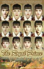 The Royal Prince by nadya9591
