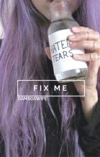 fix me -vkook- Hiatus by damboswife