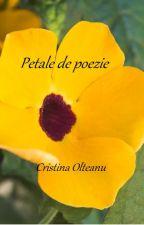 Petale de poezie by CristinaMOlteanu