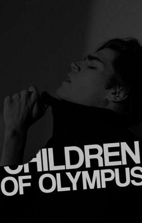 Children Of Olympus by shotgunned