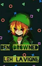 Ben Drowned  by Leh_Lavigne