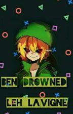Ben Drowned  by Leh_Lavigne