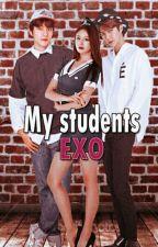 Мои Ученики EXO by Kim_Vicki