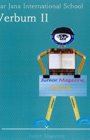 VERBUM II - Junior Magazine 2016 by DarJanaSchool