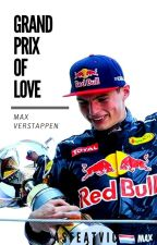Grand Prix Of Love - Max Verstappen by pasfeatvic