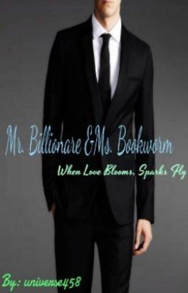 Mr. Billionare and Ms. Bookworm
