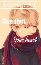 [Oneshot YoonMin] One shot to your heart by darikun
