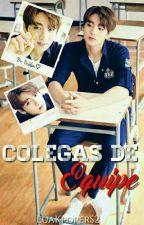 Colegas de Equipe (Jungkook) by LuaKpopperS2