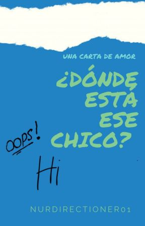 ¿Dónde está ese chico? ||Larry Stylinson|| [OS] by NurDirectioner01
