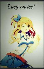 Lucy on ice!  by Koko-senpai