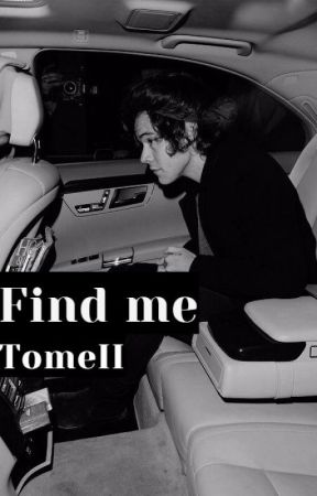 FIND ME (TOME 2-SUITE DE STAMPED) by harrylaqueen