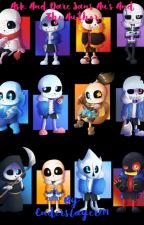 Ask and Dare The Author and Sans AUs  by Ender_Aftertale