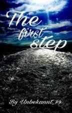 The first step by Unbekannt_79