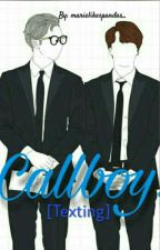 ",,Callboy"".~ [Texting] Namjin by marielikespandas_"
