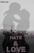Hate and Love- DOKONČENO by Nikol-eska