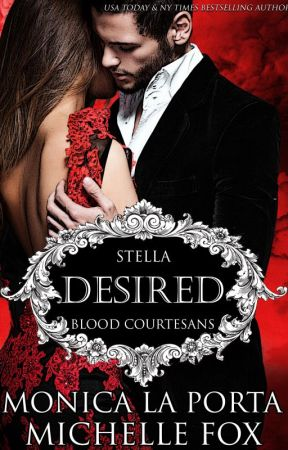 Desired, a Vampire Blood Courtesans Romance by momilp