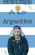 Whatsapp A Lo Argentino ✘BTS✘ by LaBatataSezi