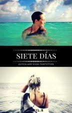 SIETE DÍAS (Elycia) - Eliza Taylor y Alycia Debnam-Carey by Amorensecreto