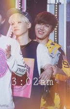 3:02am || YoonSeok by byekittyy