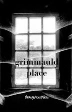 grimmauld place by theaugureystrikes