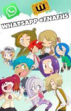 #FNAFHS Whatsapp by Fenacornio