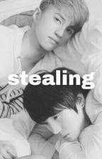 Stealing [ Navi - HyukBin - Keo] by sebas_chan17
