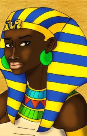 The Pharaoh and the Hot Comb by BrandonPilcher