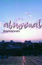 Abnormal ● Hayes Grier boyxboy by thorncrown