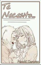 Te necesito... [AsrielxFrisk][Editando] by Panchi_Caraveo
