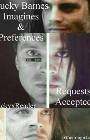 Bucky Barnes Imagines & Preferences {BuckyxReader