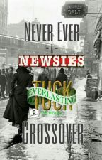 Never Ever: A Newsies/Tuck Everlasting Crossover by broadway-and-bananas