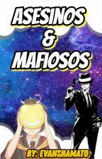 Ansatsu kyoushitsu X Katekyo Hitman Reborn! by EvansHamato