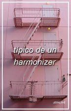 Típico de un Harmonizer. by jeonlighft
